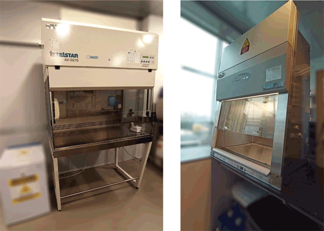 BSL-2 SAFETY CABINETS