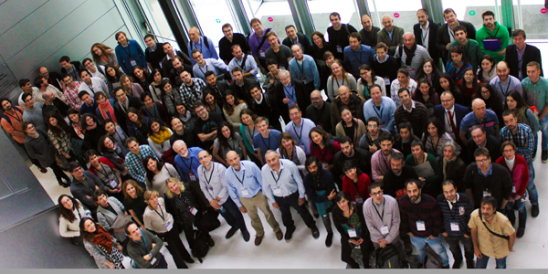 Group photo of the VI CNIC conference.