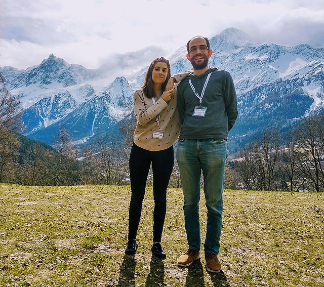 Alpine Science: Enjoying the Mechanobiology of Polarized Cells Summer School organized by ITN-BIOPOL