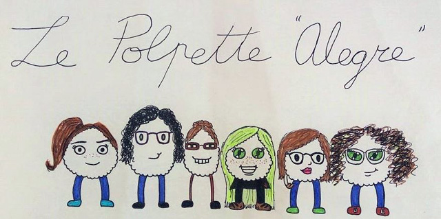 Inquisitive polpette. Who is who?
