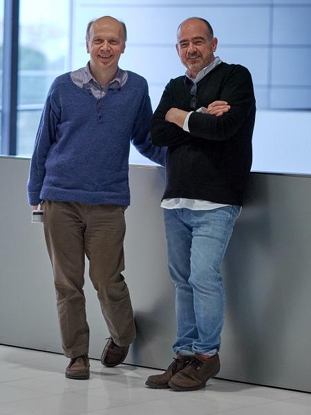 Bertie Göttgens y Miguel Manzanares