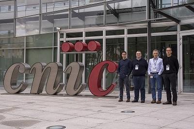 CNIC Conference Organizers: Dr. Rui Benedito, Dr. José María Pérez Pomares, Dr. José Luis de la Pompa and Dr. Didier Stainier.