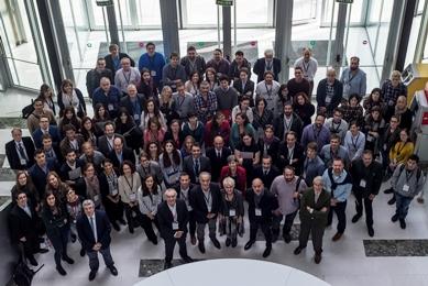 Los participantes de la CNIC Conference