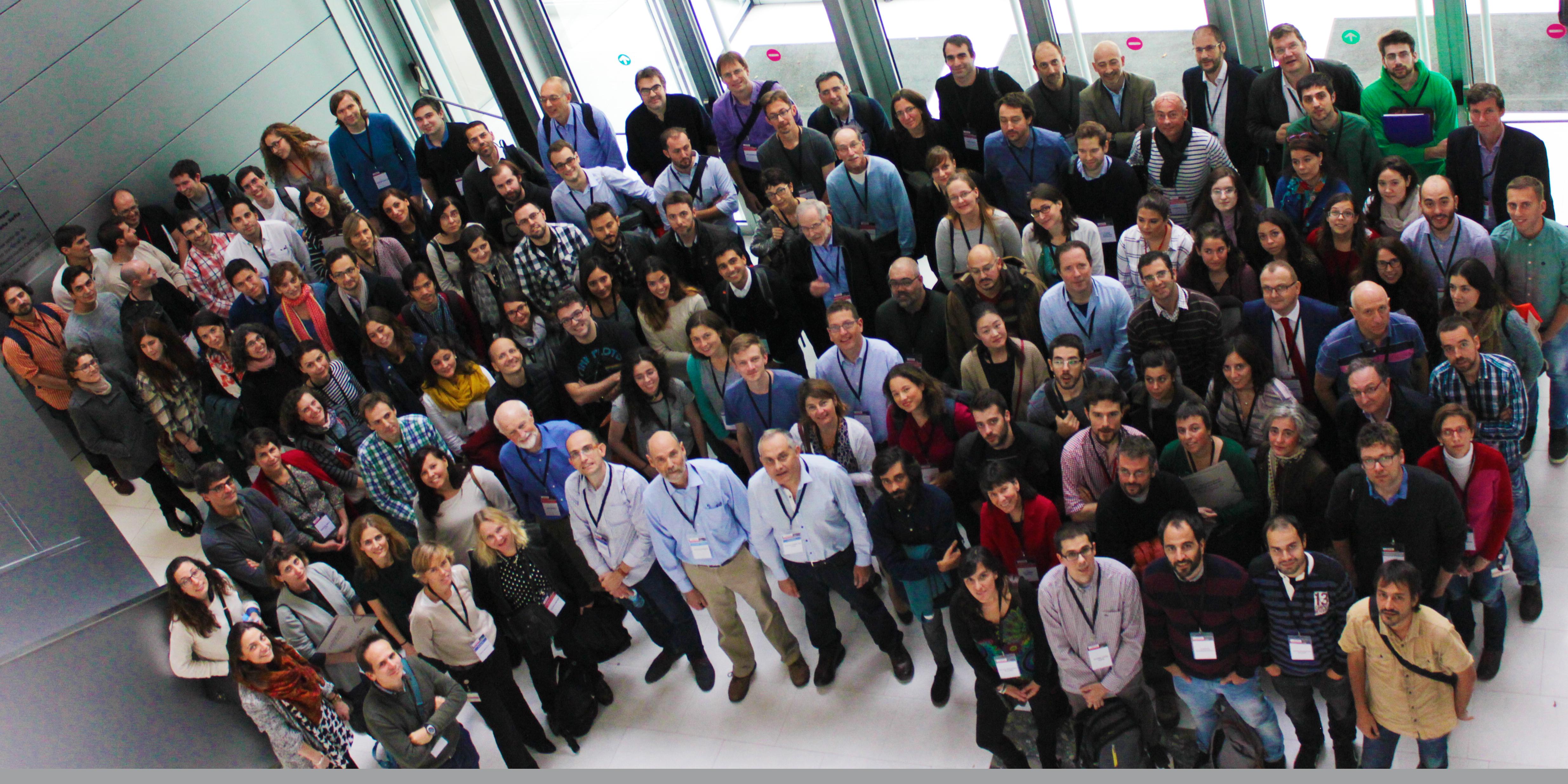 Los participantes de la CNIC Conferenc
