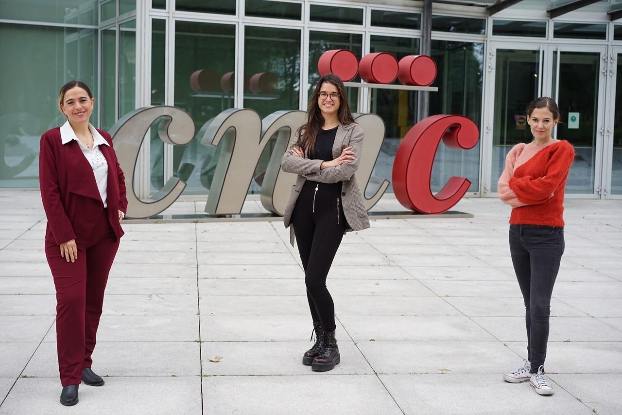 :. Dra. Guadalupe Sabio, María Crespo y Magdalena Leiva.