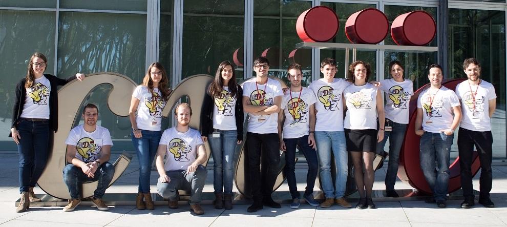 Participantes del PhDay