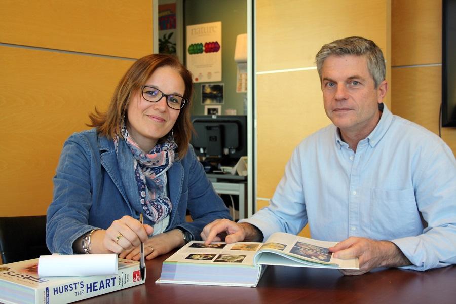 Dra. Silvia Martín-Puig y Dr. Miguel Torres