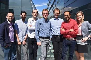 May 2017. Group photo from the kick off meeting of our ERA-CVD coordinated project Minotaur in Graz, Austria. We're working hard to find effective therapies for heart failure.