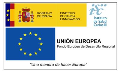 Gobierno de España; Ministerio de Economía, Industria y Competitividad; ISCIII; Unión Europea