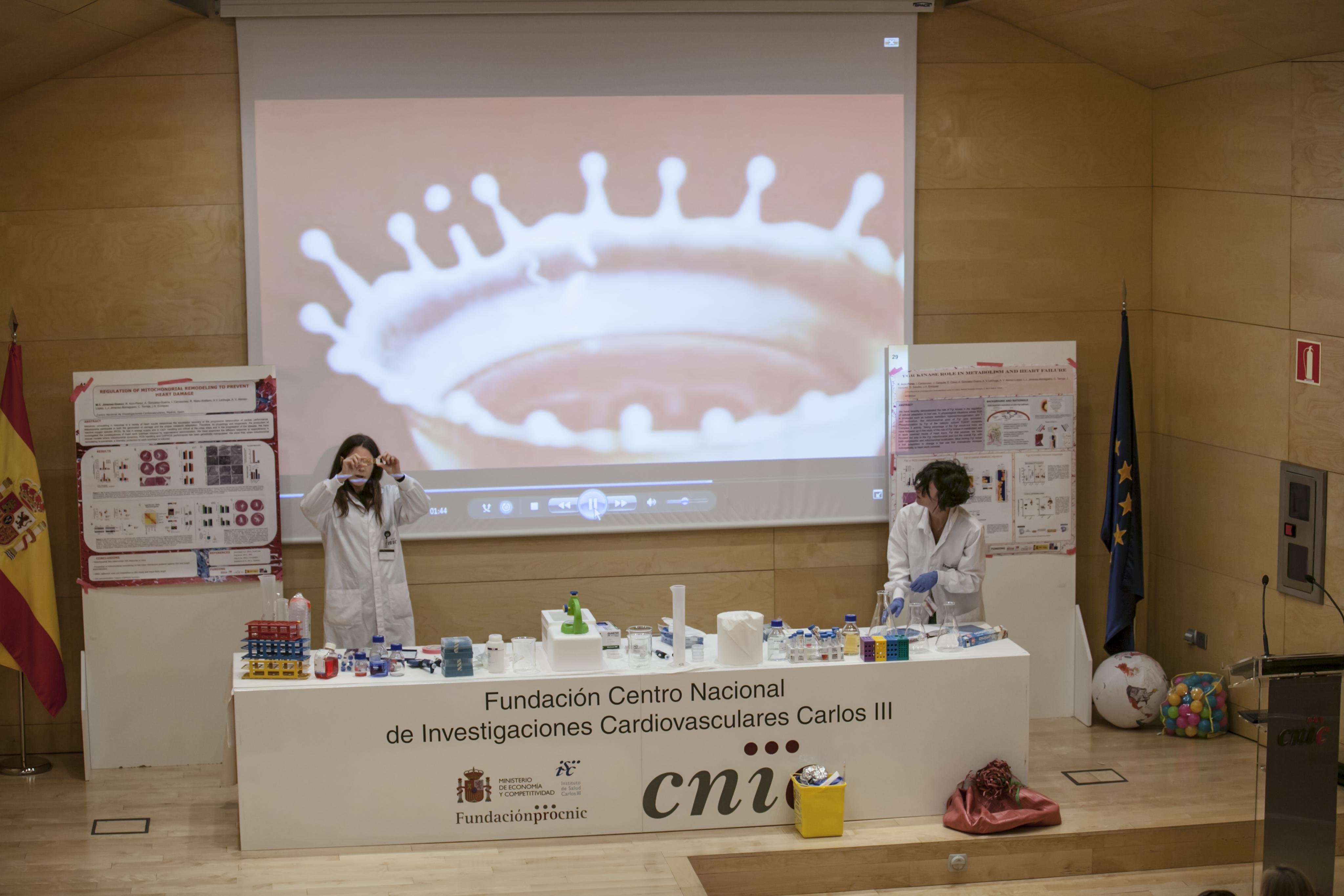 Semana de la Ciencia en el CNIC