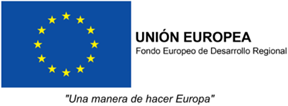 Unión Europea - Fondo Europeo de Desarrollo Regional